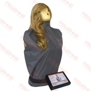 Тренажер-манекен женщины для отработки СЛР