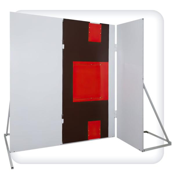Тренажер по отработке проникновения в помещение, открывания металлической двери