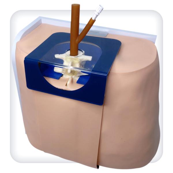 Тренажер спинальных инъекций у взрослых