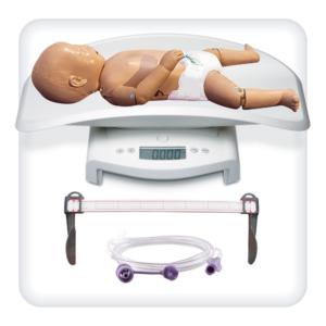 Модель ребенка для освоения навыков педиатрического ухода
