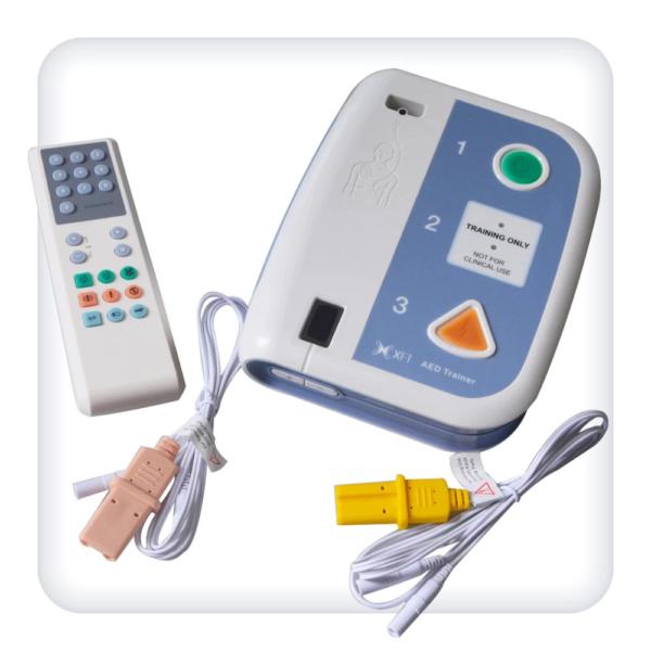 Учебный автоматический дефибриллятор