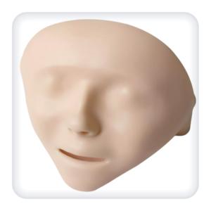 """Сменная кожа лица для тренажера """"Оживленная Анна"""""""