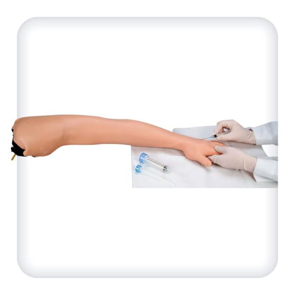 Фантом верхней конечности для венепункций и инъекций