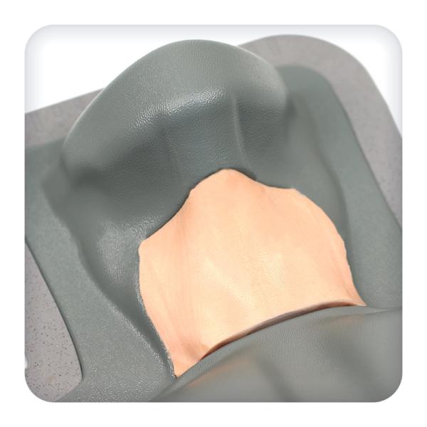 Тренажер выполнения пункции щитовидной железы под УЗ контролем